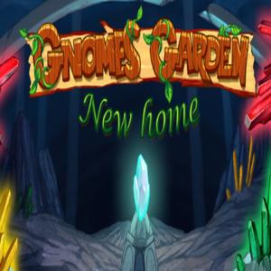 Gnomes Garden New home