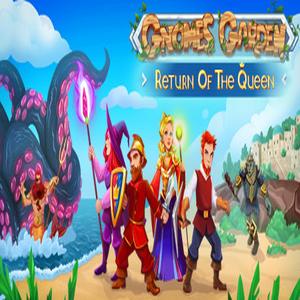 Gnomes Garden Return Of The Queen