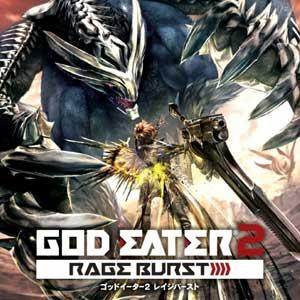 God Eater 2 Rage Burst PS4 Code Price Comparison