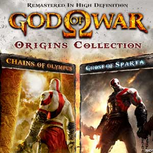 God of War Origins Collection PS3 Code Price Comparison