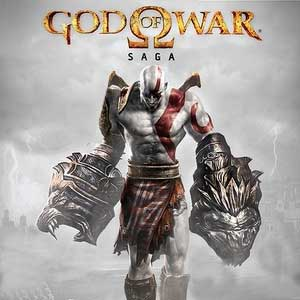 God of War Saga PS3 Code Price Comparison