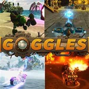 Goggles World of Vaporia Digital Download Price Comparison