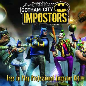 Gotham City Impostors Free to Play Professional Impostor Kit Digital Download Price Comparison