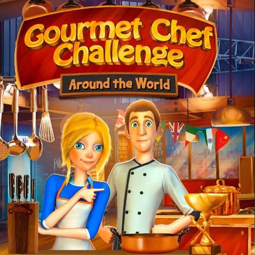 Gourmet Chef Challenge Around the world Digital Download Price Comparison