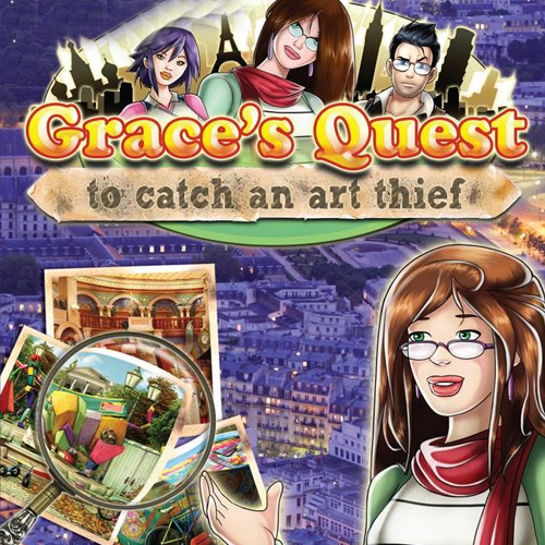 Graces Quest To Catch An Art Thief Digital Download Price Comparison
