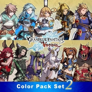 Granblue Fantasy Versus Color Pack 2