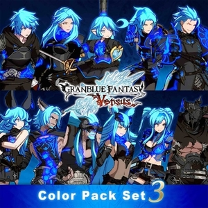 Granblue Fantasy Versus Color Pack 3