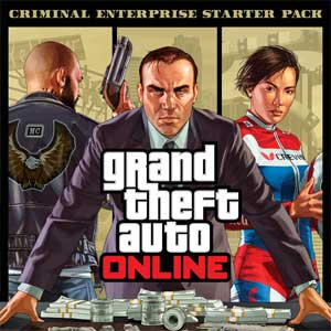 Grand Theft Auto 5 Criminal Enterprise Starter Pack Digital Download Price Comparison