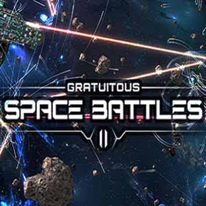 Gratuitous Space Battles 2 Digital Download Price Comparison