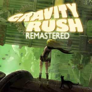 Gravity Rush Remastered Ps4 Code Price Comparison