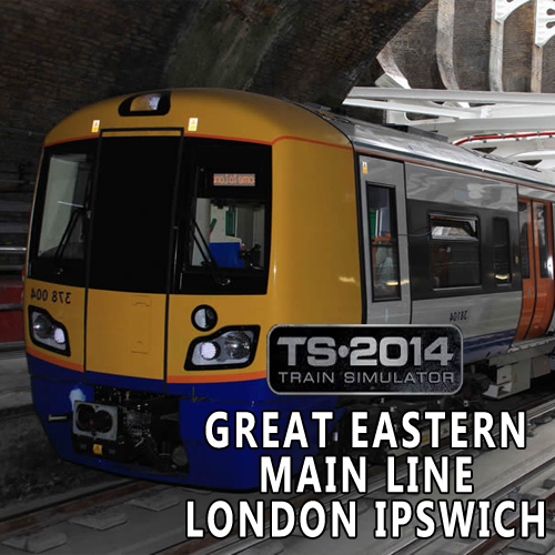 Train Simulator Great Eastern Main Line London Ipswich Digital Download Price Comparison