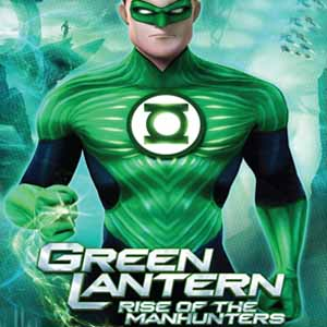 Buy Green Lantern Rise of the Manhunters Nintendo 3DS Download Code Compare Prices