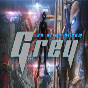 Grey An Alien Dream