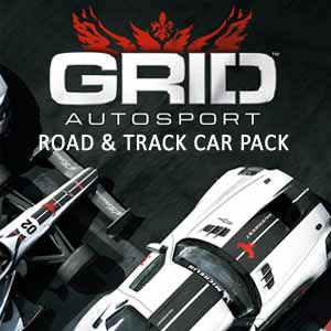 GRID Autosport Road & Track Car Pack Digital Download Price Comparison