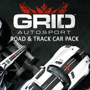GRID Autosport Road & Track Car Pack