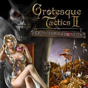 Grotesque Tactics 2 Dungeons and Donuts Digital Download Price Comparison