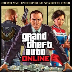 GTA 5 Criminal Enterprise Starter Pack Ps4 Digital & Box Price Comparison