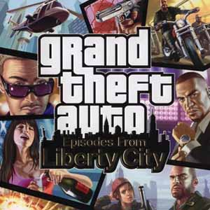 GTA Episodes from Liberty City PS3 Code Price Comparison