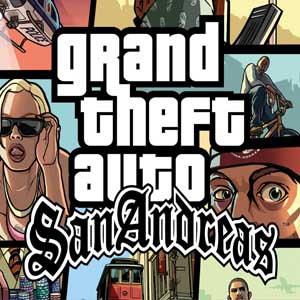 GTA San Andreas PS3 Code Price Comparison