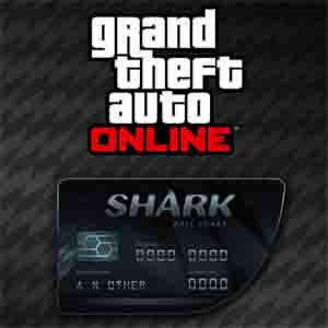 GTAO Bull Shark Cash Card Gamecard Code Price Comparison