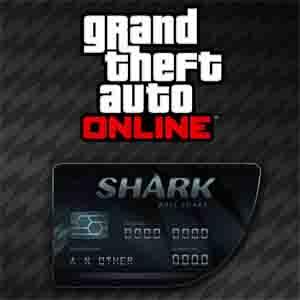 GTAO Bull Shark Cash Card Gamecard Code Price Comparison
