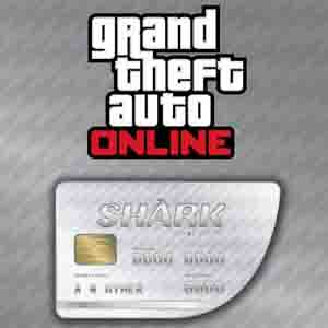 GTAO Great White Shark Cash Card