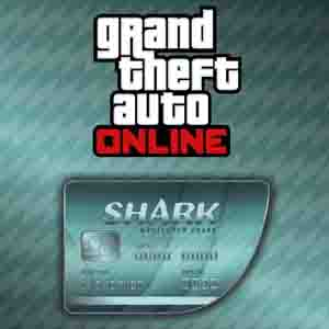 GTAO Megalodon Shark Cash Card Gamecard Code Price Comparison