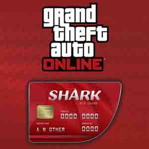 GTAO Red Shark Cash Card Gamecard Code Price Comparison