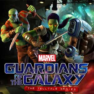 Guardians of the Galaxy The Telltale Series PS4 Code Price Comparison