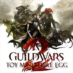 Guild Wars 2 Toy Miniature Egg