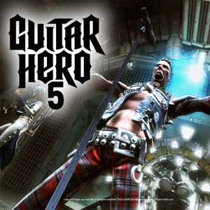 Guitar Hero 5 Xbox 360 Code Price Comparison