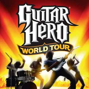 Guitar Hero World Tour XBox 360 Code Price Comparison