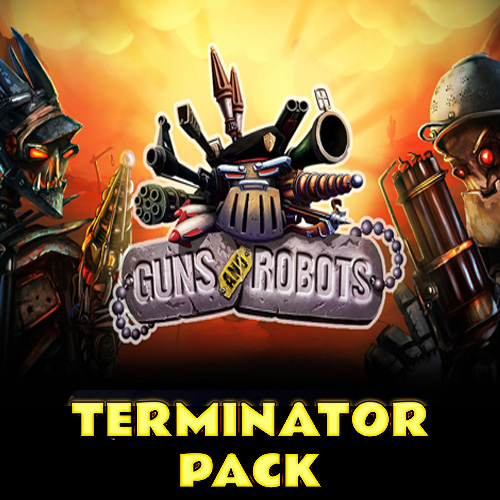 Guns and Robots Terminator Pack Digital Download Price Comparison
