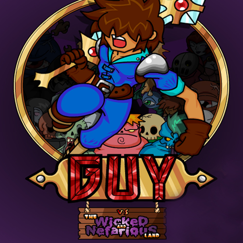 Guy vs The Wicked and Nefarious Land Digital Download Price Comparison