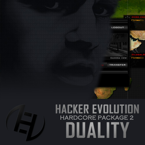 Hacker Evolution Duality Hardcore Package 2