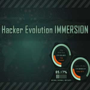 Hacker Evolution IMMERSION Digital Download Price Comparison