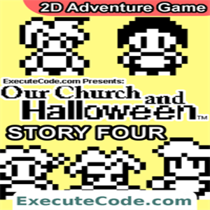 Halloween RPG Our Church and Halloween Story Four