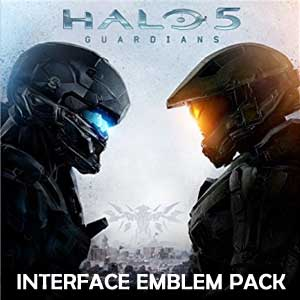 HALO 5 Guardians Interface Emblem Pack Xbox One Code Price Comparison