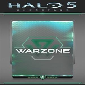 Halo 5 Guardians Warzone REQ Bundle