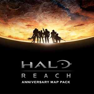 Halo Reach Anniversary Map Pack XBox 360 Code Price Comparison
