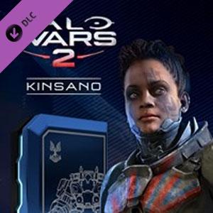 Halo Wars 2 Kinsano Leader Pack