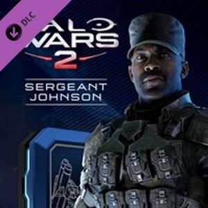 Halo Wars 2 Sergeant Johnson Leader Pack