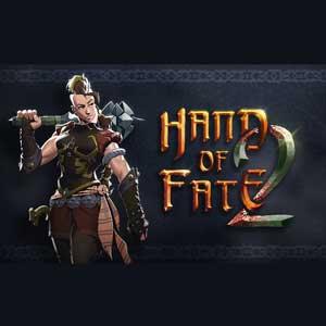 Hand of Fate 2 PS4 Code Price Comparison