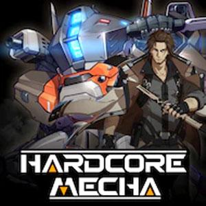 HARDCORE MECHA Additional Mecha & Pilot Shepherd Jäger & Morris