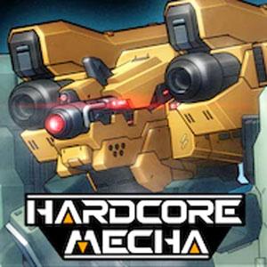 HARDCORE MECHA Additional Mecha Round Hammer Particle Cannon