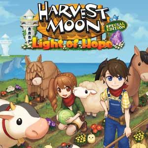 Harvest Moon Light Of Hope Ps4 Digital & Box Price Comparison