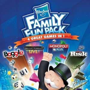 Hasbro Family Fun Pack Xbox One Code Price Comparison