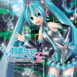 Hatsune Miku Project Diva 2nd F PS3 Code Price Comparison