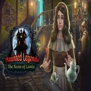 Haunted Legends The Scars of Lamia