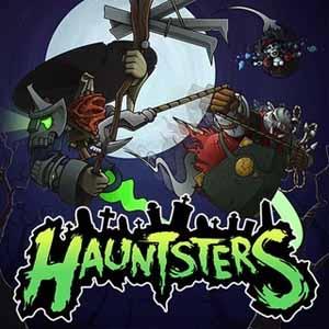 Hauntsters